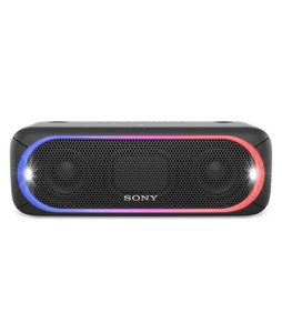 Sony Portable Wireless Bluetooth Speaker Black (SRS-XB30)