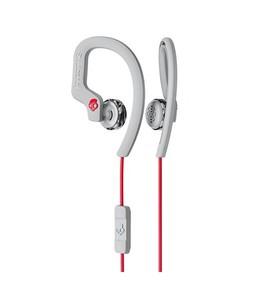 Skullcandy Chops Buds Flex In-Ear Headphones Gray/Red/Swirl (S4CHY-K605)