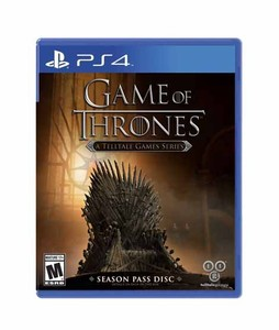 Game of Thrones - A Telltale Games Series For PS4 Games