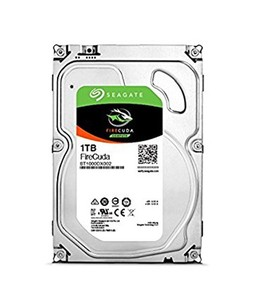 Seagate FireCuda 1TB 7200RPM Hard Drive ST1000DX002