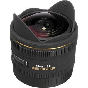 Sigma 10mm f/2.8 EX DC HSM Fisheye Lens For Canon Digital SLR Cameras