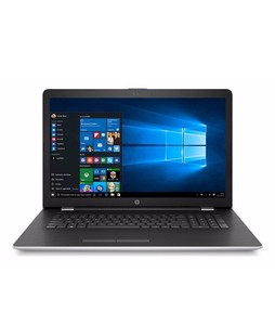 HP 15.6 Core i3 6th Gen 4GB 500GB Notebook Silver (15-BS096) - Without Warranty