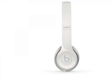 Beats Solo2 Wireless On-Ear Headphone White