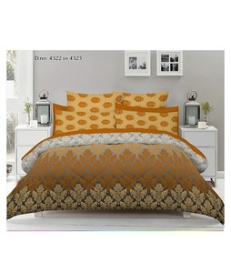 Dynasty King Double Bed Sheet (4322-4323)