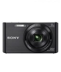 Sony Cyber-Shot Digital Camera Black (DSC-W830) - Official Warranty