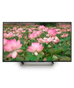 Sony 43 4K HDR with Android LED TV (KD-43X8000D)