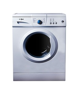 Super Asia Fully Automatic Front Load Washing Machine (SA-606-AFW)