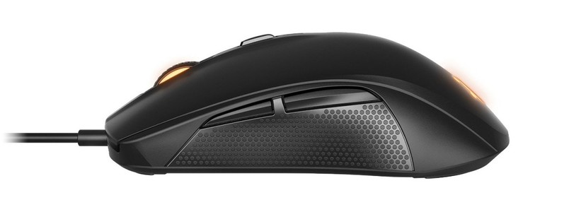 Steelseries Rival 100 Optical Gaming Mouse Black