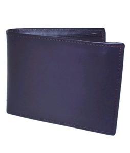 Desire Fashion Leather Wallet For Men Dark Brown (XL-0005)