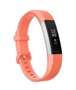 Fitbit Alta HR Fitness Wristband Coral