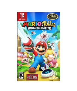 Mario Kingdom Battle Standard Edition For Nintendo Switch Game