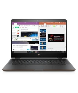 HP Spectre x360 13.3 Core i5 8th Gen 8GB 256GB SSD Touch Notebook (13-AE086TU) - Official Warranty
