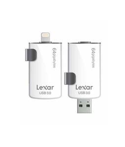 Lexar 64GB JumpDrive USB 3.0 Flash Drive (M20i)