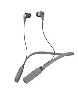 Skullcandy Wireless In-Ear Headphones with Mic Gray (S2IKW-J509)