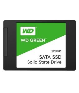 WD Green 120GB SATA Internal SSD (WDS120G2G0A)