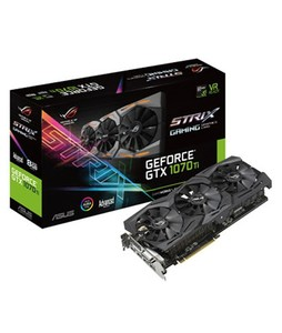 Asus ROG Strix GeForce GTX 1070 Ti Advanced Edition 8GB GDDR5 Graphics Card