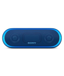 Sony Portable Wireless Bluetooth Speaker Blue (SRS-XB20)