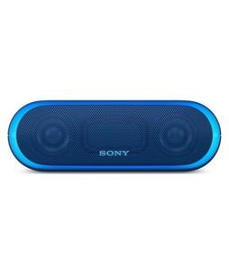 Sony Portable Wireless Bluetooth Speaker Blue (SRS-XB20)