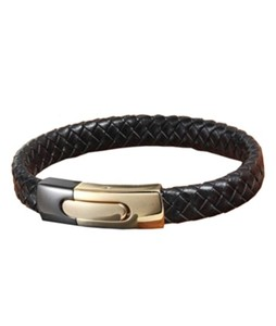 Julke Proximo Leather Band For Men Brown
