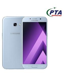 Samsung Galaxy A5 2017 32GB Dual Sim Blue Mist (A520FD) - Official Warranty