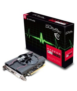 Sapphire Pulse Radeon RX 550 2GD5 Graphics Card (RADEON-RX550-2GD5)