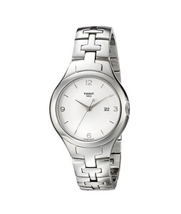 Tissot T12 Womens Watch Silver (TIST0822101103700)