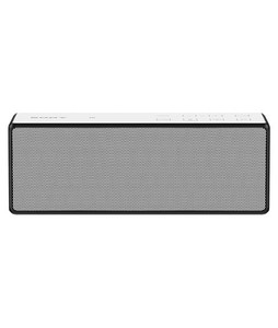 Sony Portable Bluetooth Wireless Speaker White (SRS-X3)