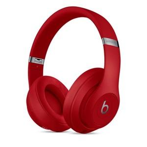 Beats Studio3 Wireless Bluetooth Over-Ear Headphones Red