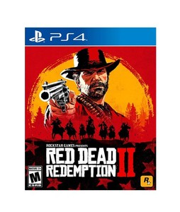 Red Dead Redemption 2 Game For PS4