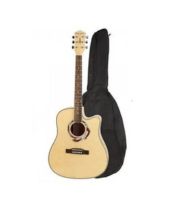 Forbes Store 41 inch Marconi Acoustic Guitar Dreadnaught Blond Natural