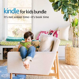 Amazon Kindle E-reader 6 4GB Tablets For Kids Bundle