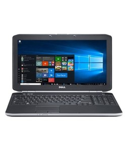 Dell Latitude E5530 15.6 Core i5 3rd Gen 4GB 320GB Laptop - Refurbished