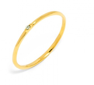 Baublebar Fairy Solo Gold Ring