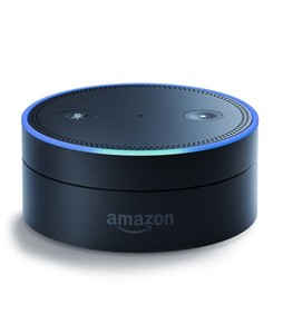 Amazon Echo Dot 2nd Generation Smart Speaker Black
