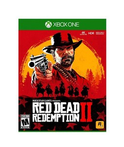 Red Dead Redemption 2 Game For Xbox One