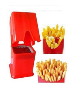 SubKuch French Fries Cutter - Multicolor (Bddp  Pddp)