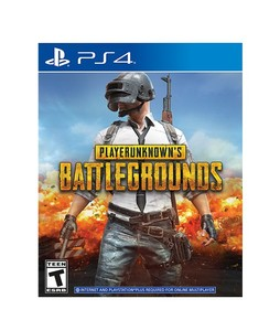 PlayerUnknowns BattleGrounds Game For PS4