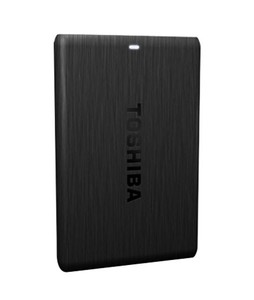 Toshiba Canvio Simple 500 GB USB 3.0 Portable Hard Drive Black