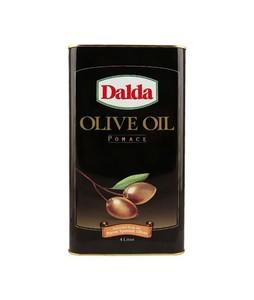 Dalda Olive Oil Pommace Tin Pack - 4 Liter