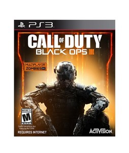 Call of Duty: Black Ops III Standard Edition Game For PS3