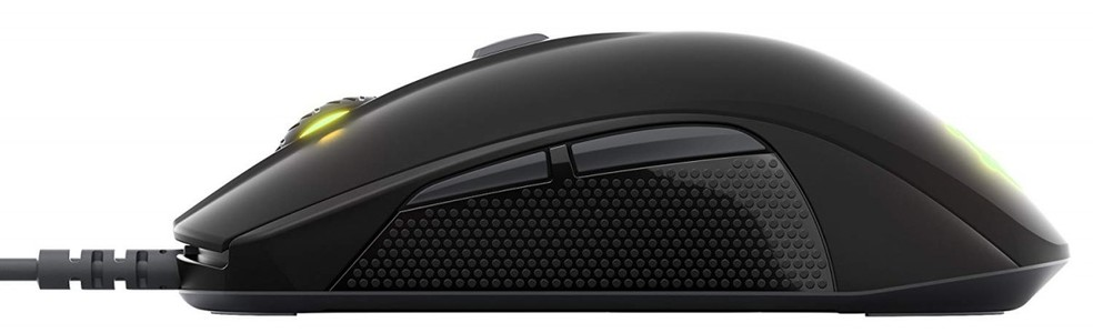 SteelSeries Rival 110 Gaming Mouse Black