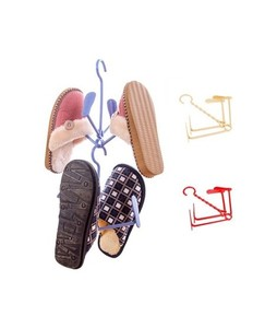 Oddity Plastic Shoes Drying Hook Rack (ODD-PSDRHFHS-ORG)