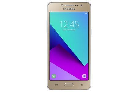 Samsung Galaxy Grand Prime+ 8GB Dual Sim Gold (G532FD) - Official Warranty