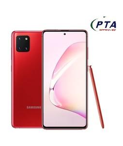 Samsung Galaxy Note 10 Lite 128GB 8GB Dual Sim Aura Red - Official Warranty