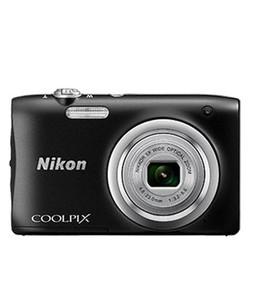Nikon COOLPIX A100 Digital Camera Black - Official Warranty
