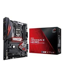 Asus ROG Maximus X Hero Wifi-AC 8th Generation Gaming Motherboard