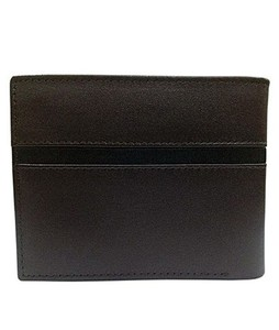 Rubian Leather Wallet For Men Brown (WAL-HQ-02)