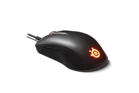 SteelSeries Rival 110 Optical Gaming Mouse Black