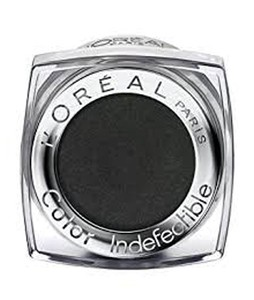 LOreal Paris Infaillible Eye Shadow Ultimate Black (030)