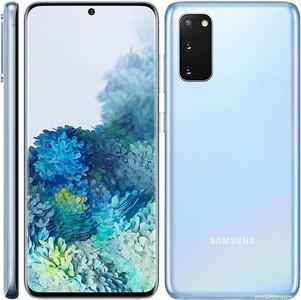 Samsung Galaxy S20 128GB Dual Sim Cloud Blue - Official Warranty - Free Tripod Stand